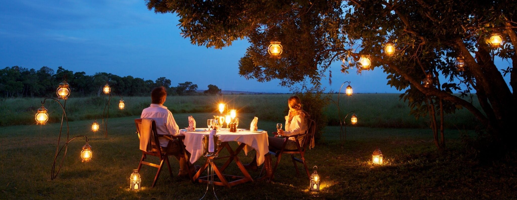 African Safari Sunset Dinner