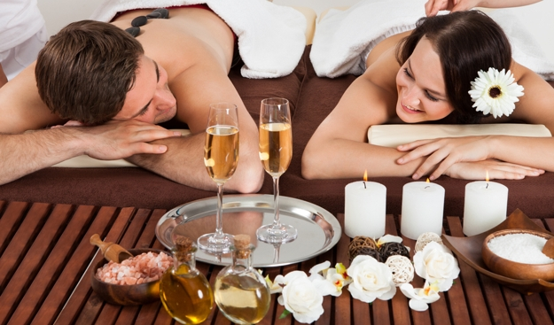 Couples Relaxation Spa Day