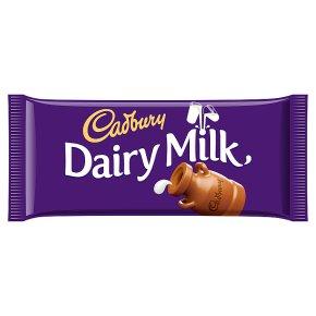 Medium size chocolate