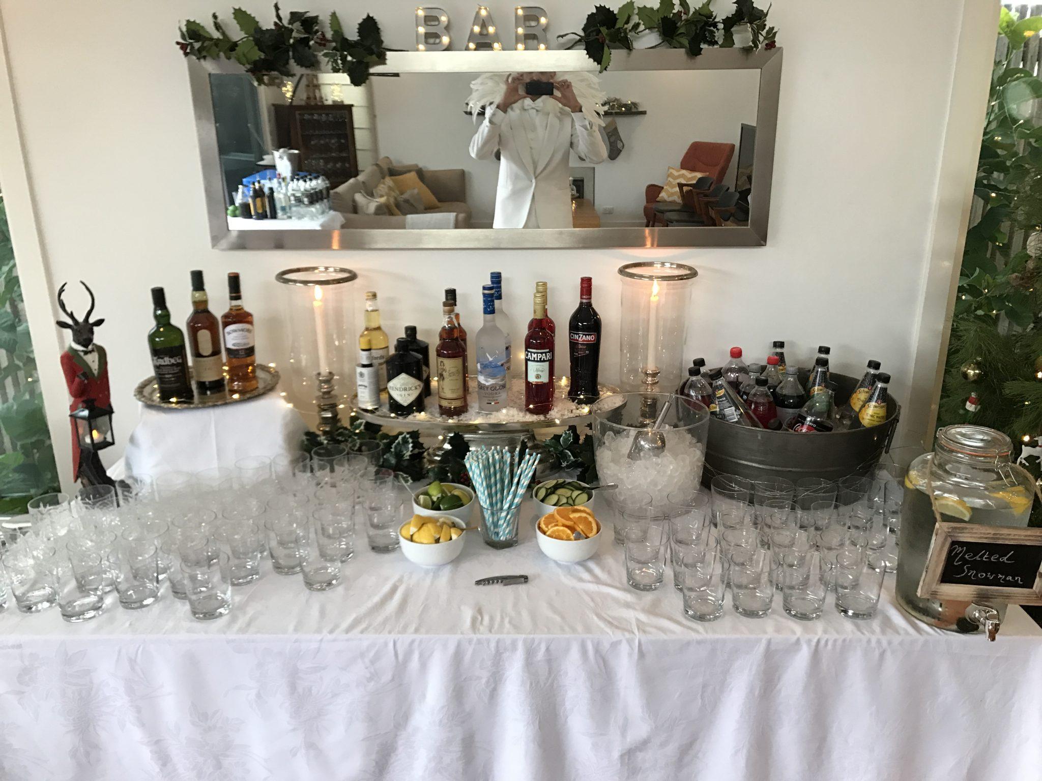 Prosecco and wine