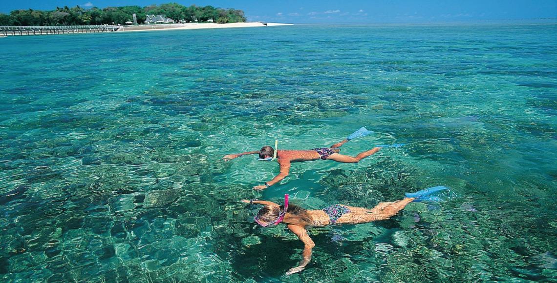 Snorkeling on Koh Lipe