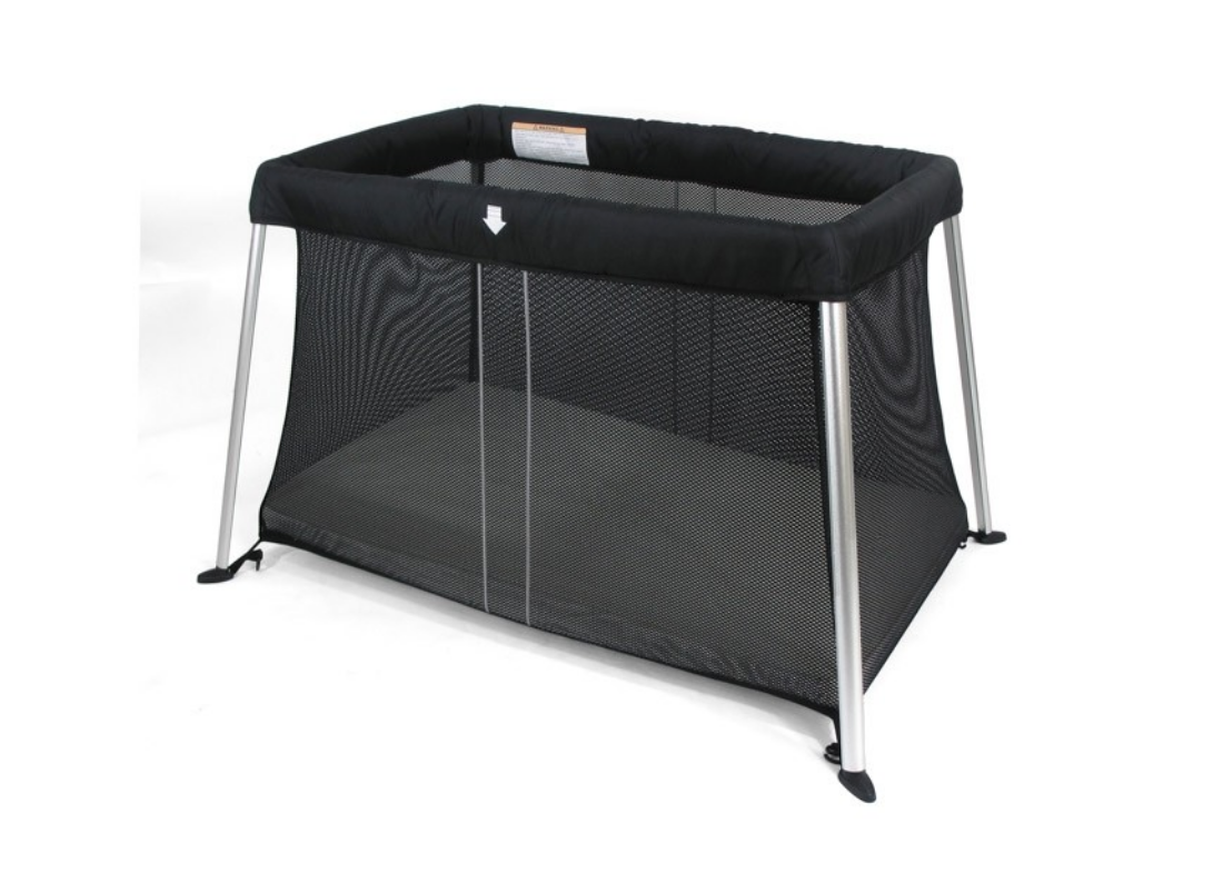 4BABY   Travelcot With Fitted Sheet
