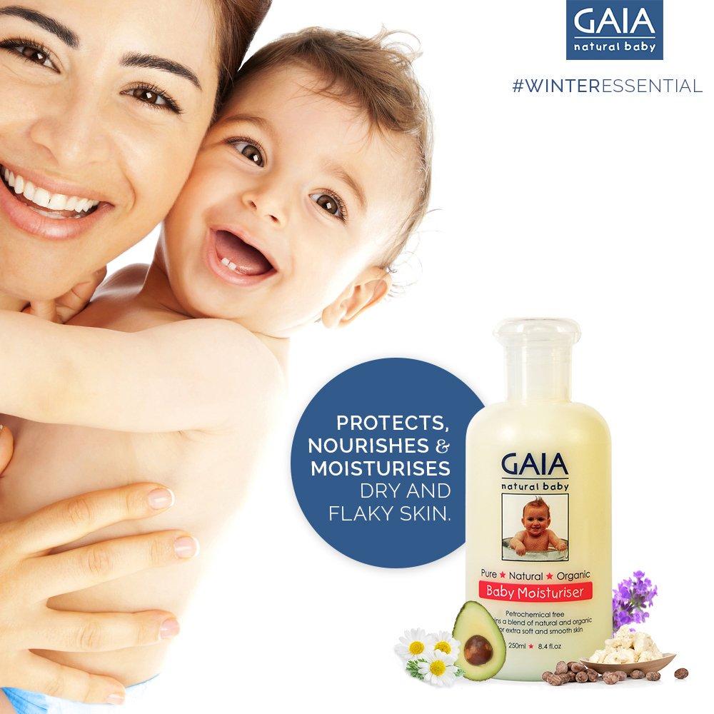 GAIA   Natural Baby Gift Pack
