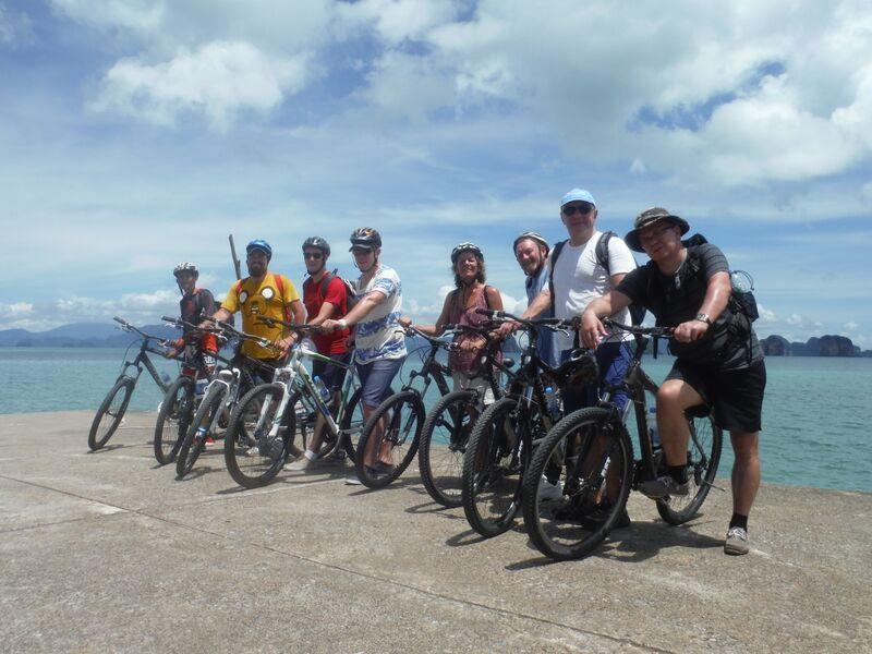 Koh Yao Noi Cycling Tour