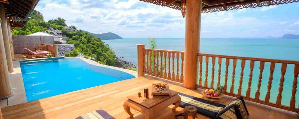 Island paradise on Koh Yao Yai
