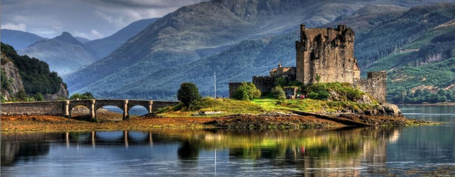 Honeymoon Flights to Scotland
