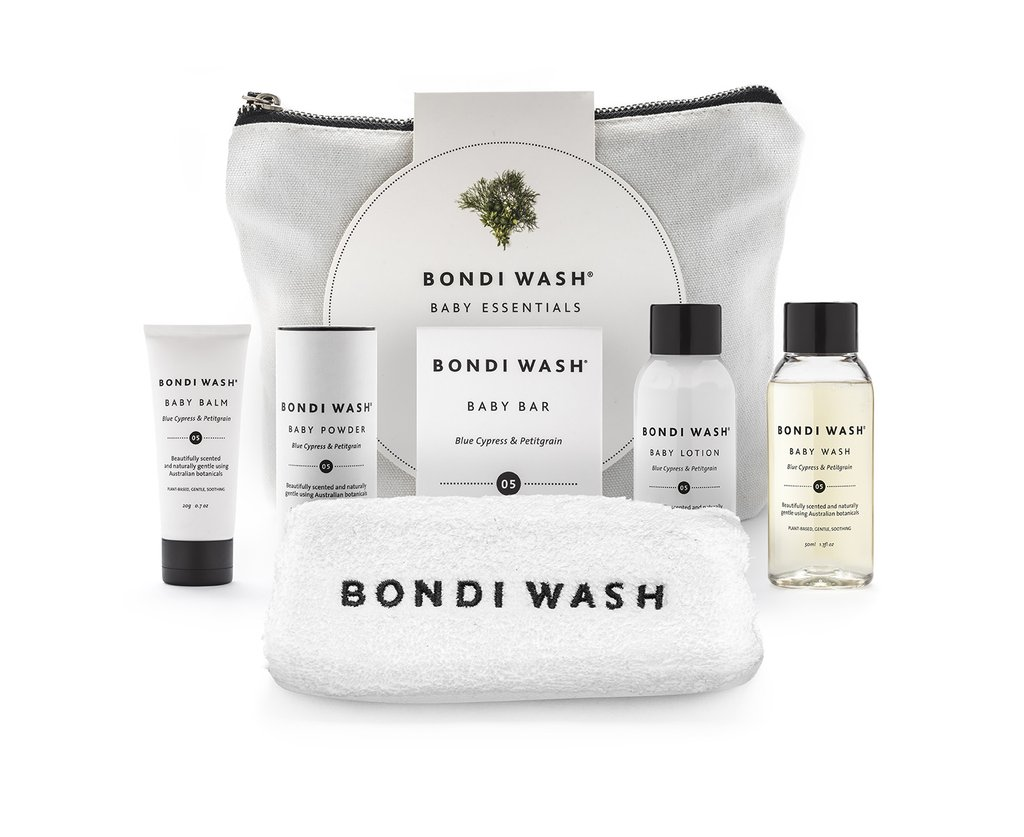 Bondi Wash Baby Kit