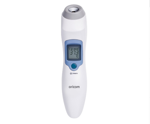 Oricom Thermometer Forehead $50