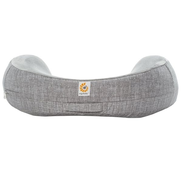 Ergobaby Natural Curve Nursing Pillow Heathered Grey