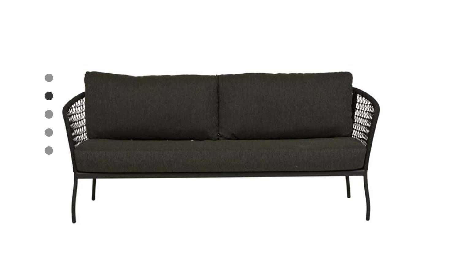 3 seater outdoor sofa