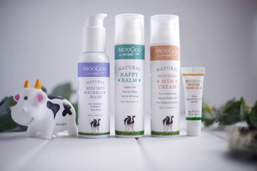 MooGoo Baby Skincare Pack