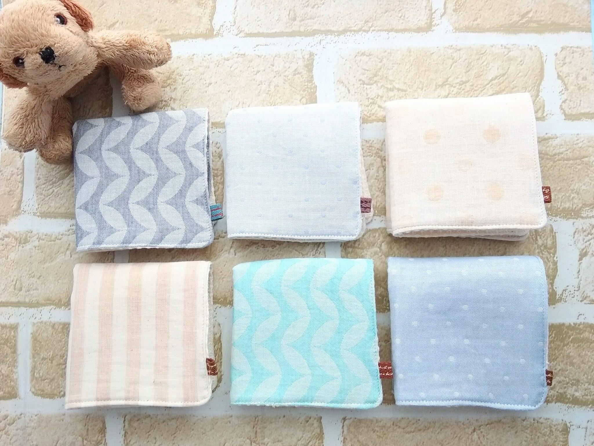 Baby towel & wash cloth set
