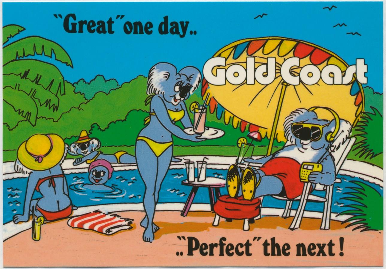 Gold Coast Holiday