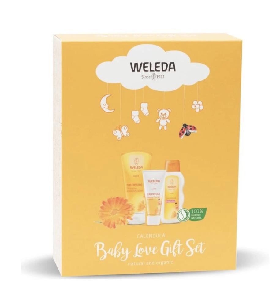 Weleda Baby Love Gift Set