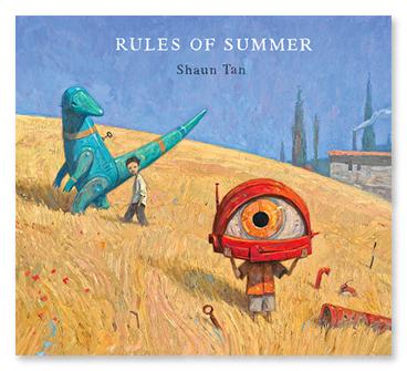 Shaun Tan books
