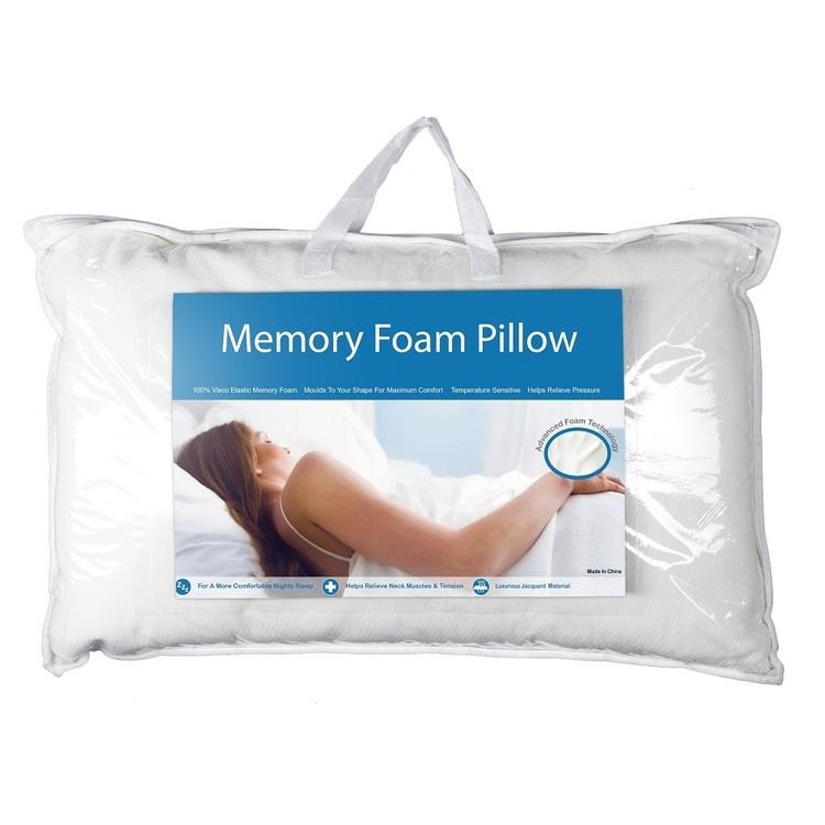 Memory Foam Pillow (4)