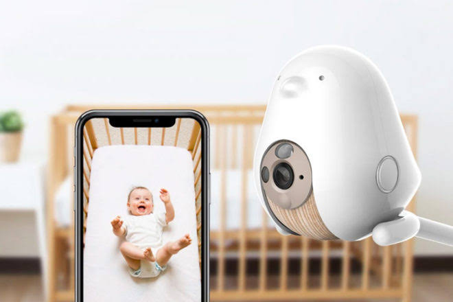 Cubo baby monitor