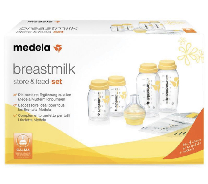 Medela Breastmilk Store & Feed Set