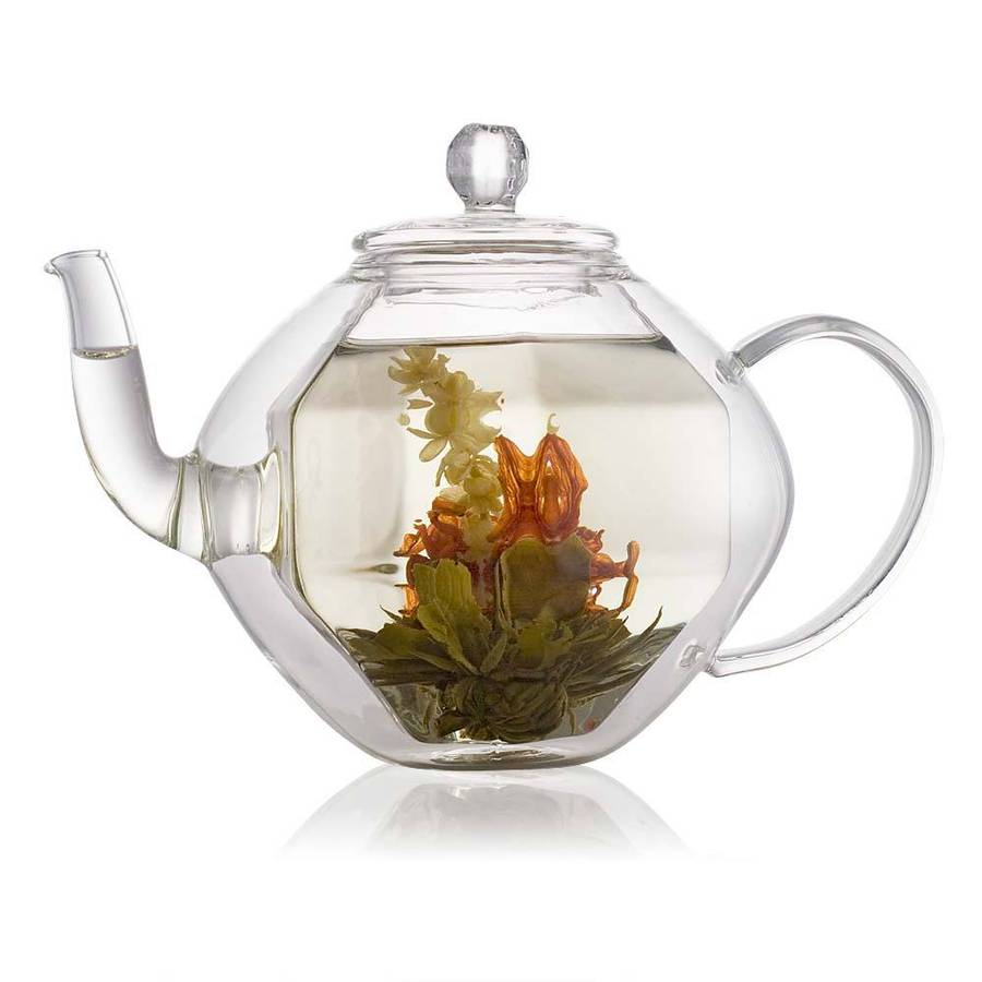 Any type of glass teapot