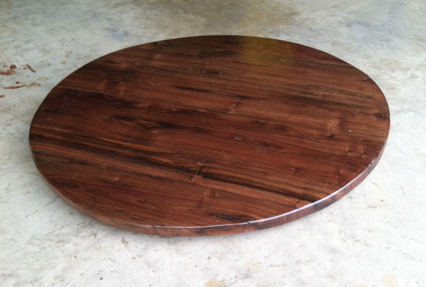 Timber Lazy Susan