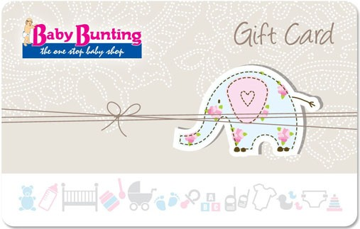 Baby Bunting Gift Card
