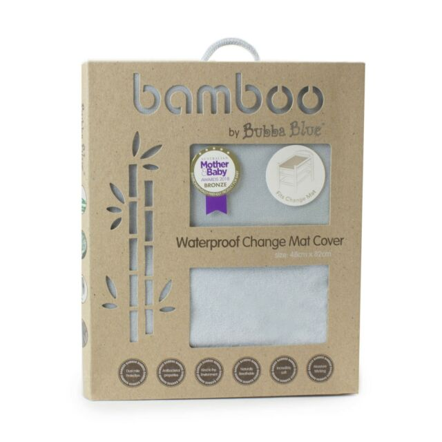 Bamboo Waterproof Change Mat Cover