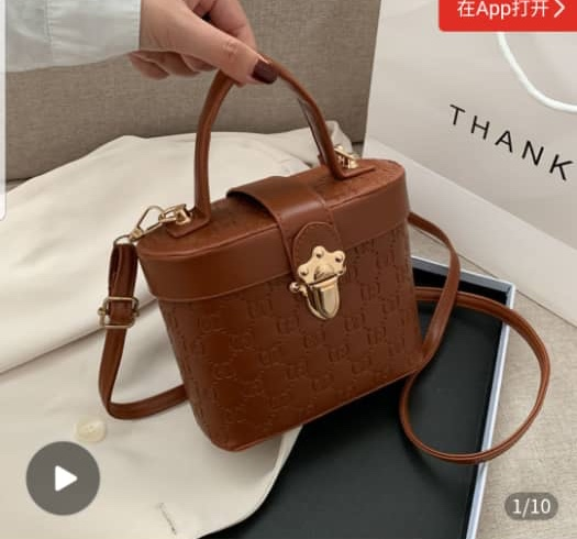 Brown Mini Purse ( 1)