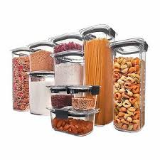 Rubbermaid Pantry Food Storage Containers