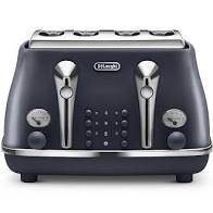 De'Longhi Icona 4 Slice Toaster