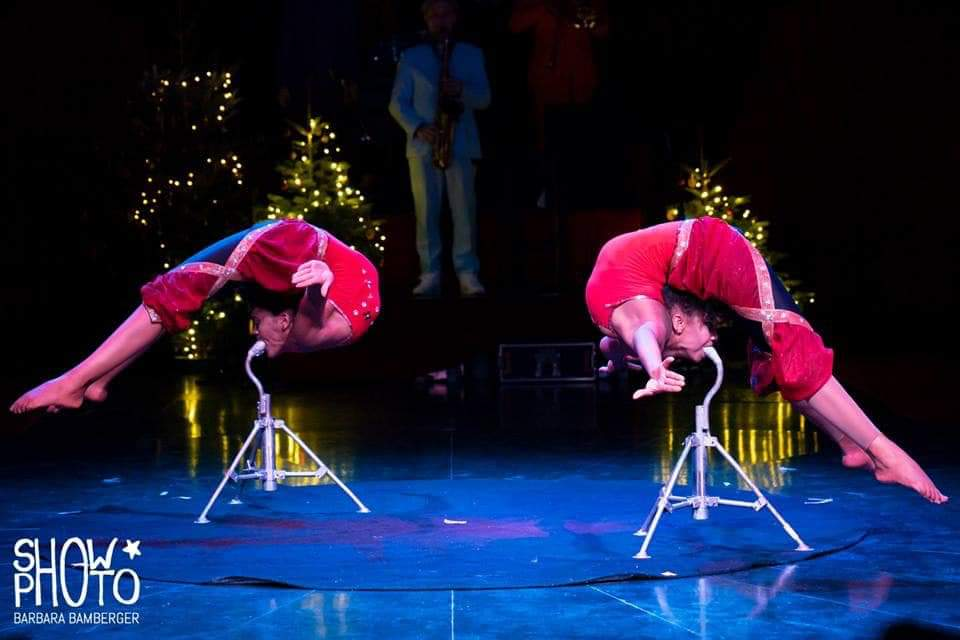 Contortion Stands