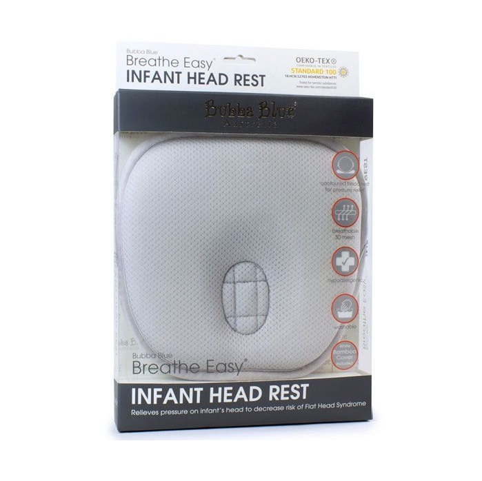 Bubba Blue Breathe Easy Infant Head Rest