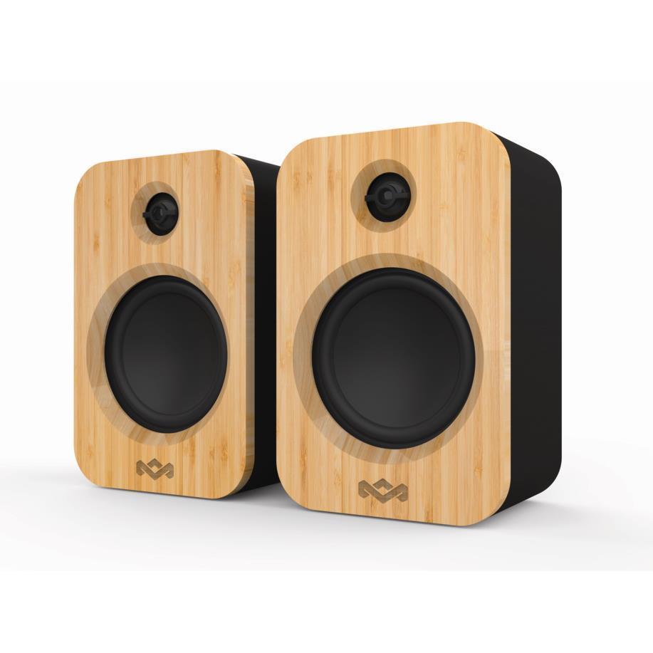 Bookshelf speakers or sound bar