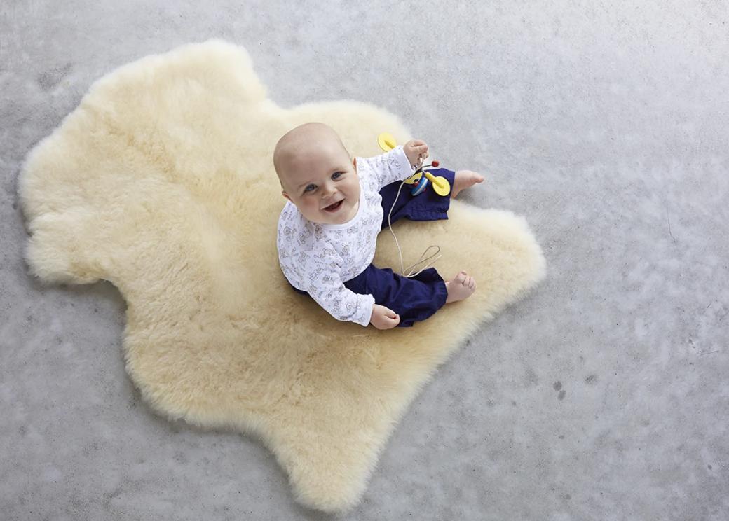 NZ Sheep Skin rug