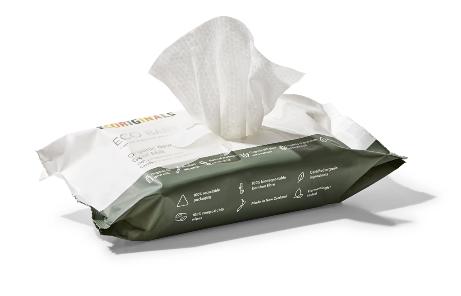 EcoOriginals - 12 Packs of Wipes