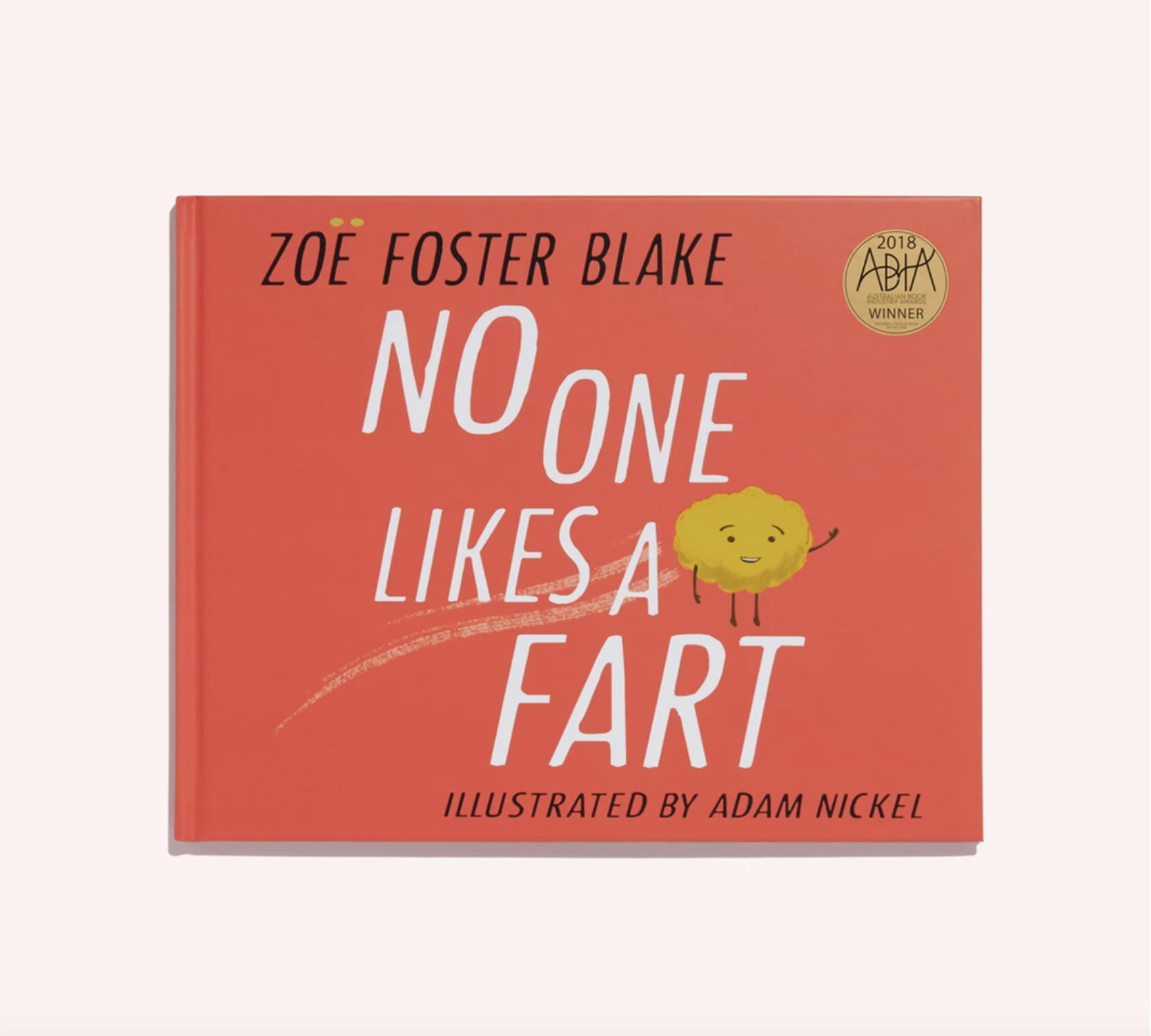 The Memo - NO ONE LIKES A FART Book