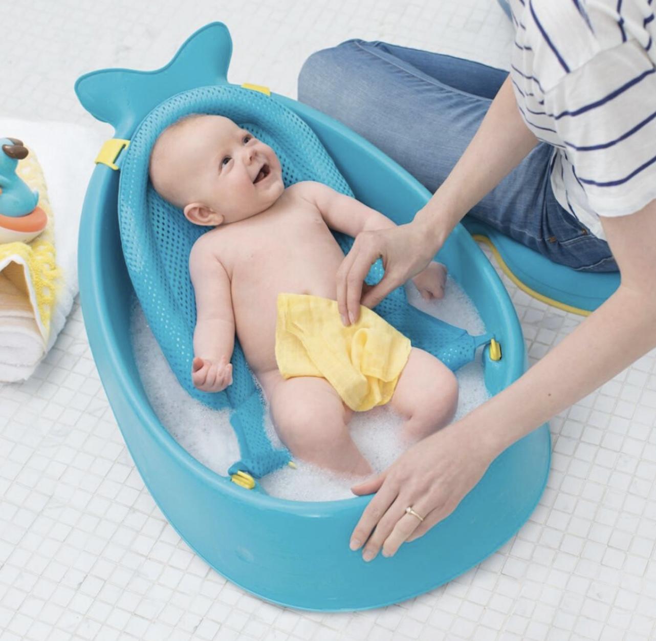 Baby bathtub