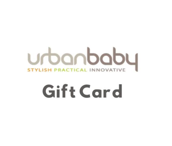 urbanbaby - Gift Voucher