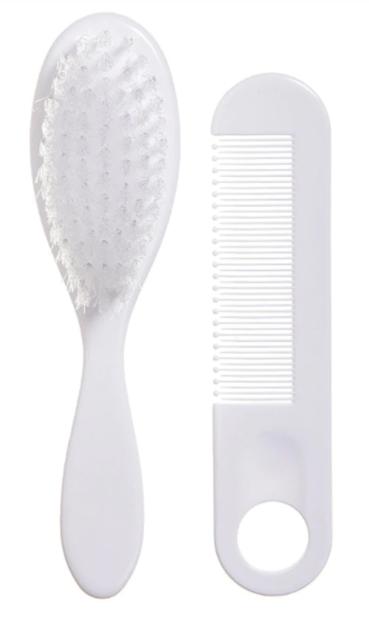 Brush & Comb Set