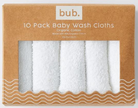 Wash Cloth