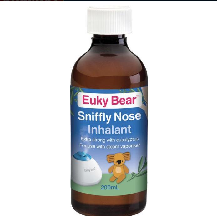 Euky Bear Sniffly Nose Inhalant 200ml