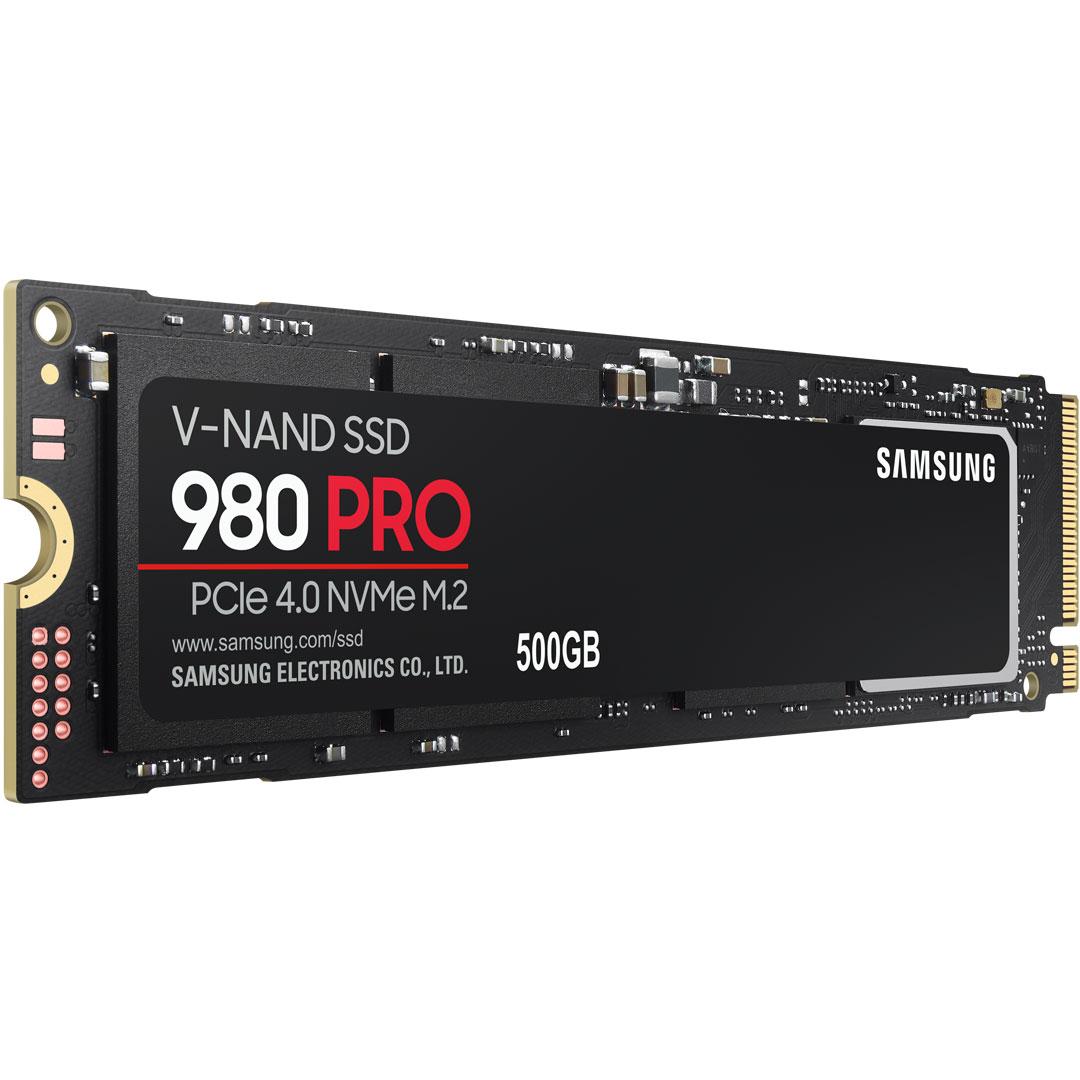 Samsung 980 PRO M.2 PCI-E Gen4 NVMe SSD