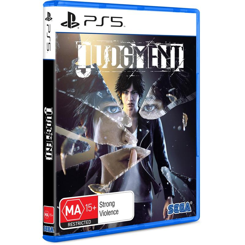 Judgment (ps5 game)