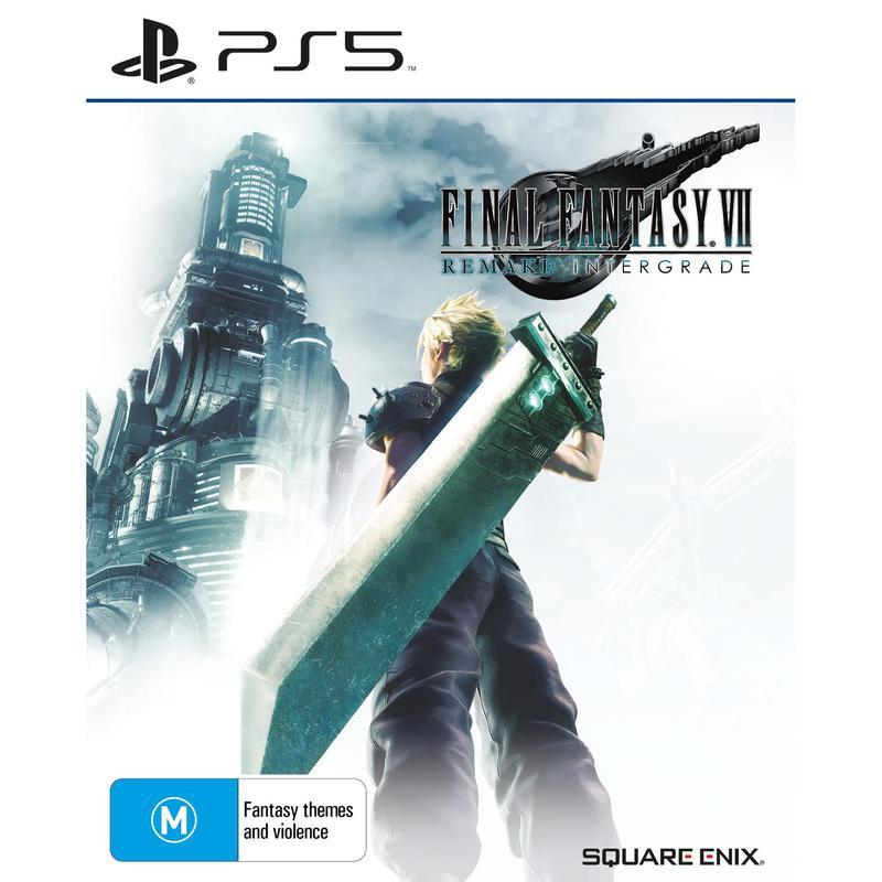 Final Fantasy VII REMAKE INTERGRADE (ps5 game)