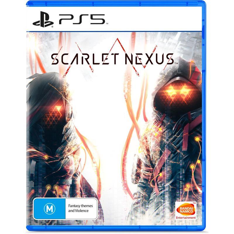 Scarlet Nexus (ps5 or pc)