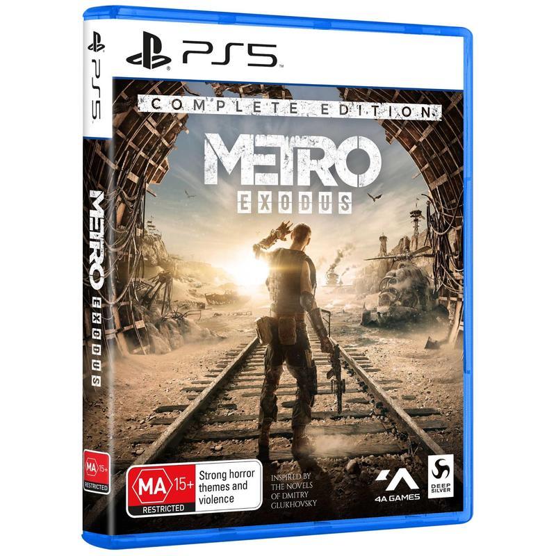 Metro Exodus (ps5 or pc)