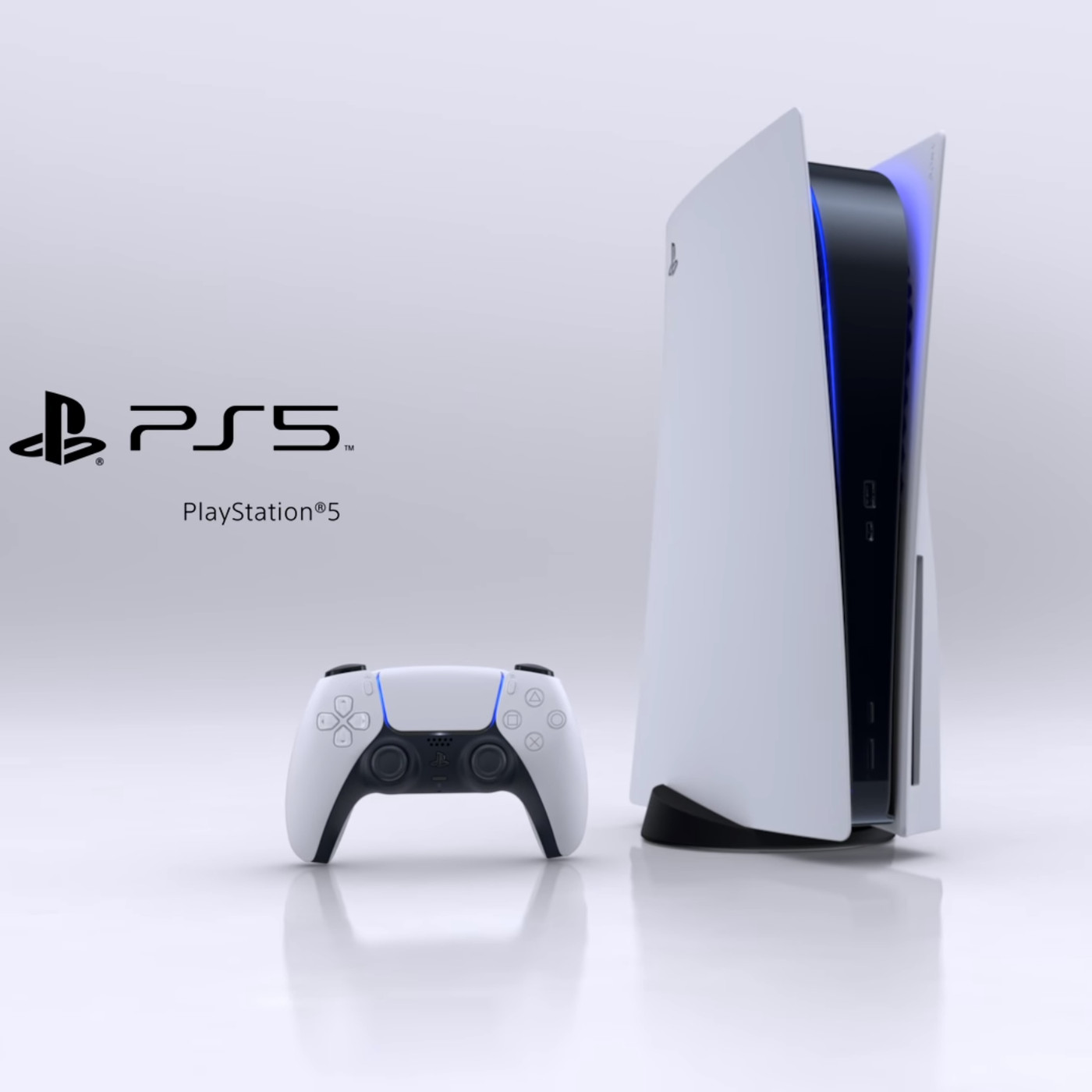 ps5 console (with cd slot)
