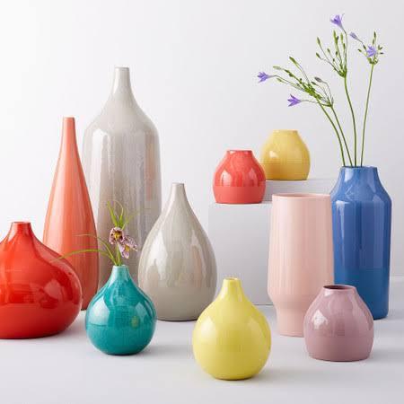 Fun vases or simple crystal