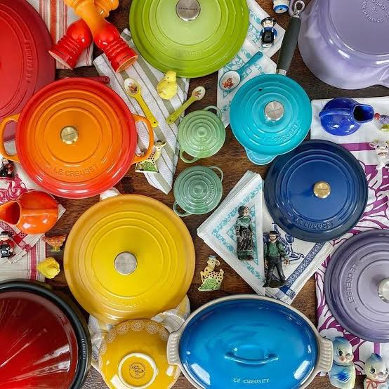 Any Le creuset