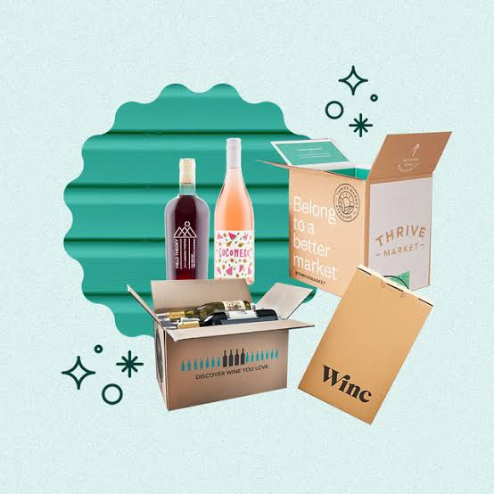 Wine subscription or gift card