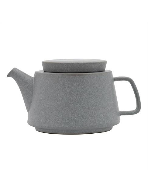 Ecology Stack Tea Pot 900ml Pebble